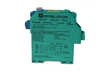 KFD2-STC4-EX1   Pepperl+Fuchs   SMART Transmitter Power Supply (Stop production. New replacement : KFD2-STC5-Ex1)