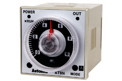 AT8N 24-240VAC/DC   Autonics Analog Timer *  SAME DAY DELIVERY - 2 UNIT ONLY*