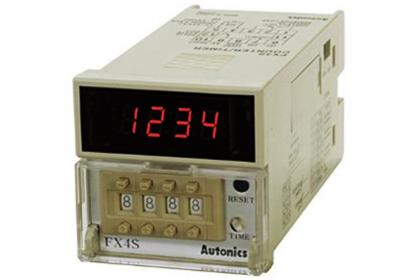 FX4 AC100-240 | Autonics | Single preset FX4 * SAME DAY DELIVERY - 1 UNIT ONLY*